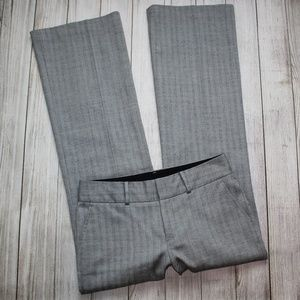 BANANA REPUBLIC Size 6 Gray Dress Pants MARTIN